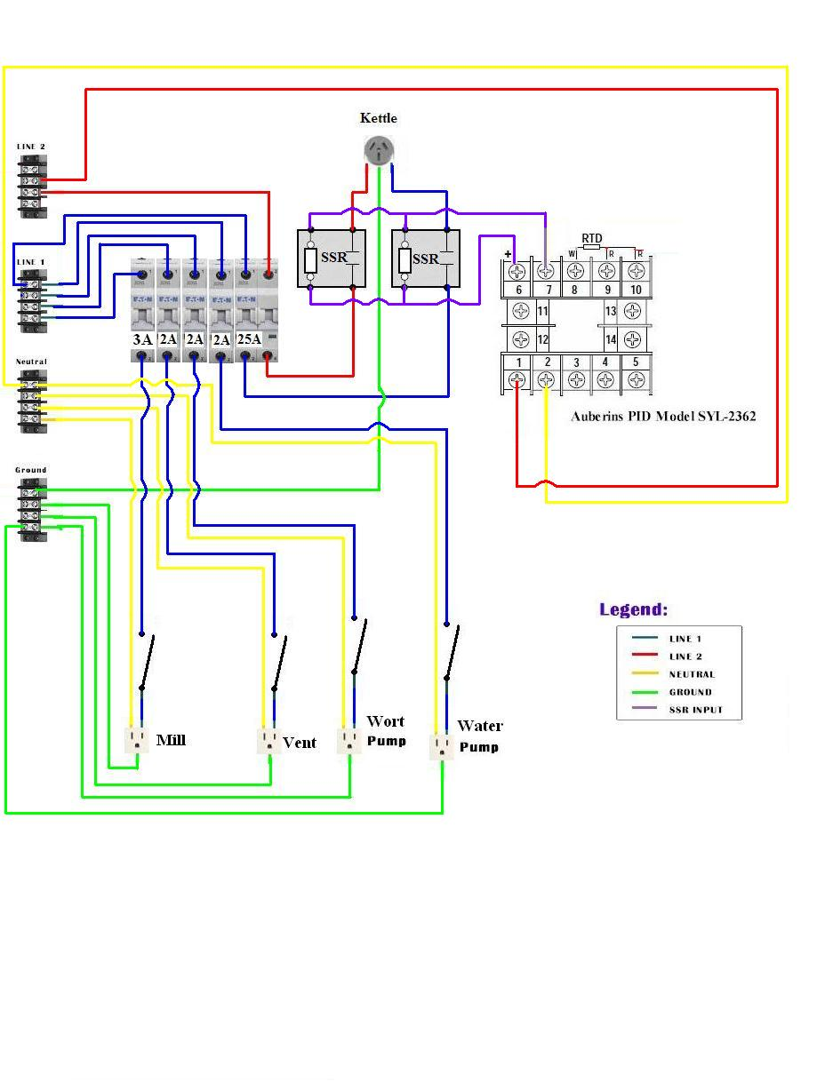Wire submersible pump wiring diagram get free image